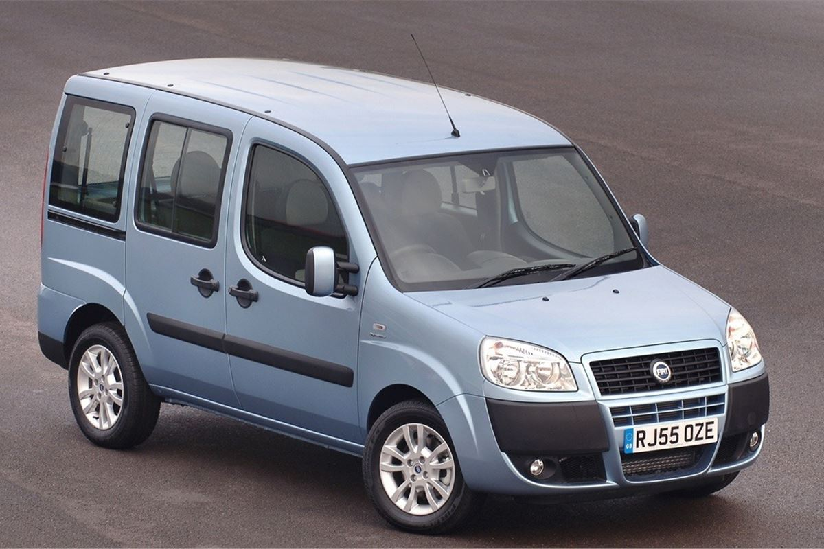 fiat doblo 2001 car review honest john. Black Bedroom Furniture Sets. Home Design Ideas