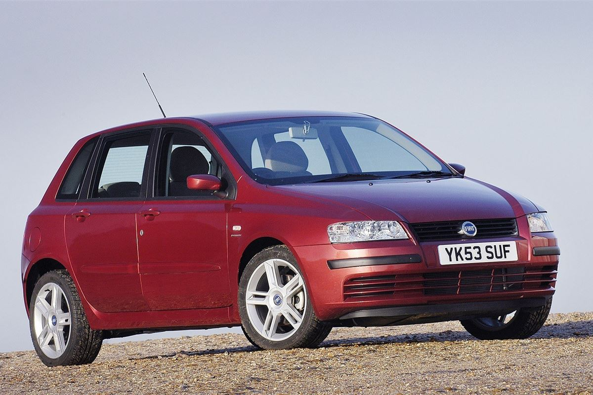 Fiat Stilo 2002 Car Review Honest John