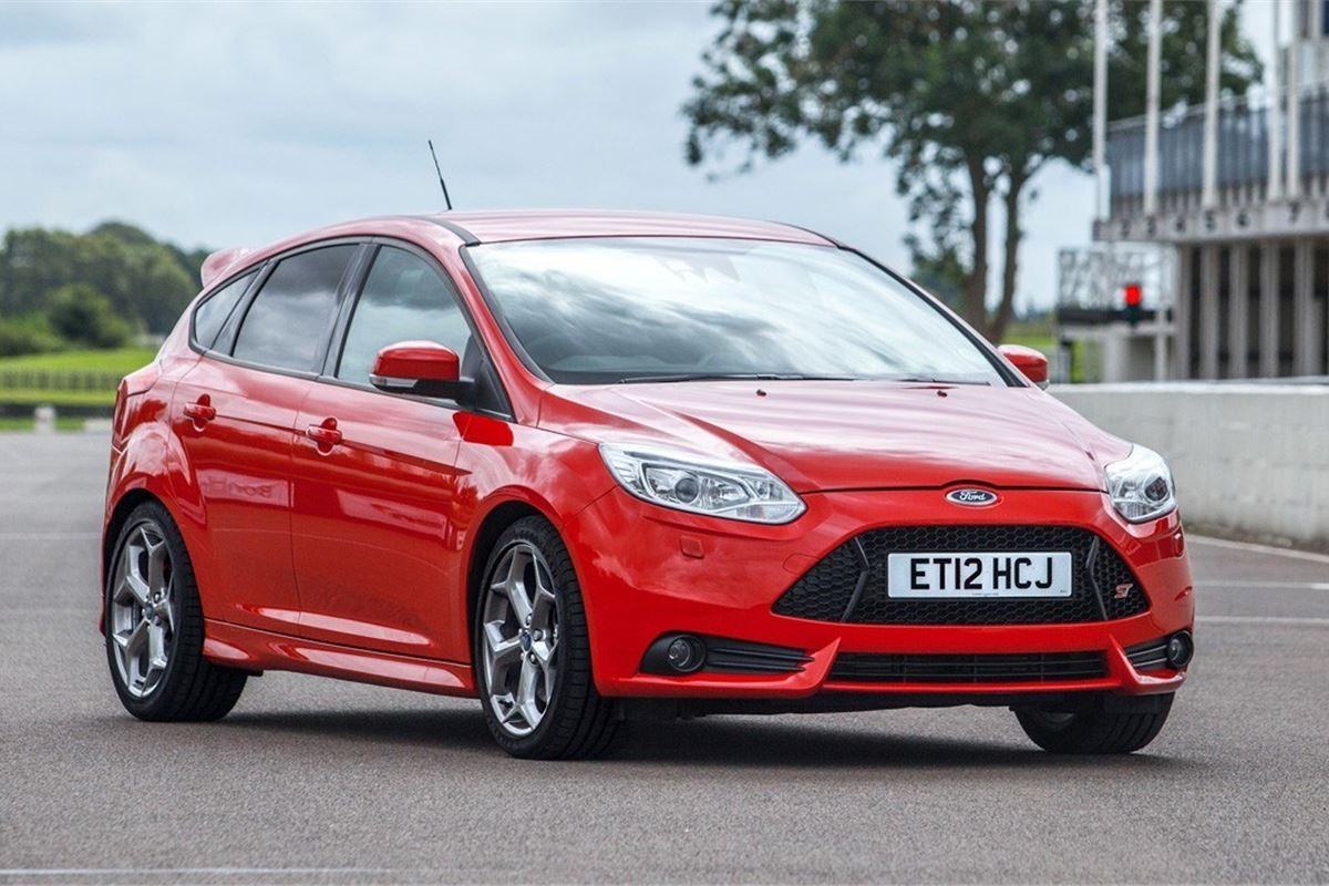Review Ford Focus St 2012 2015 Honest John