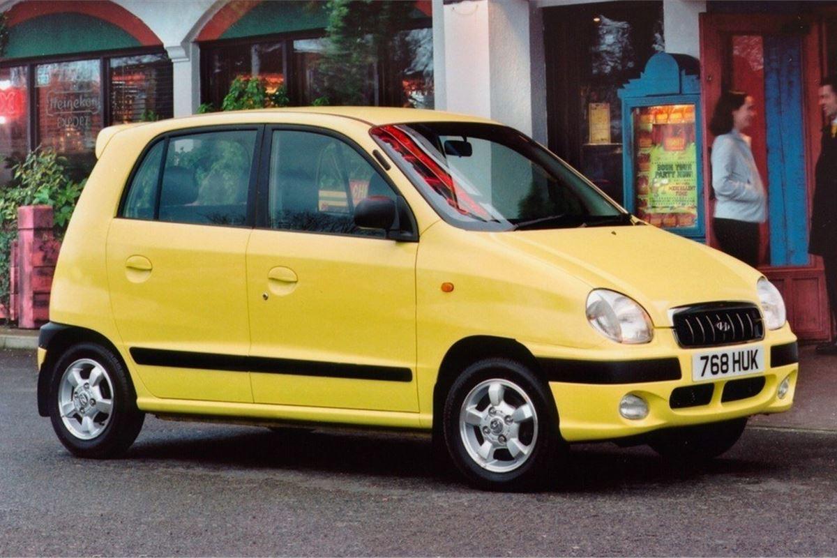 Car Selling Websites >> Hyundai Amica 2000 - Car Review | Honest John
