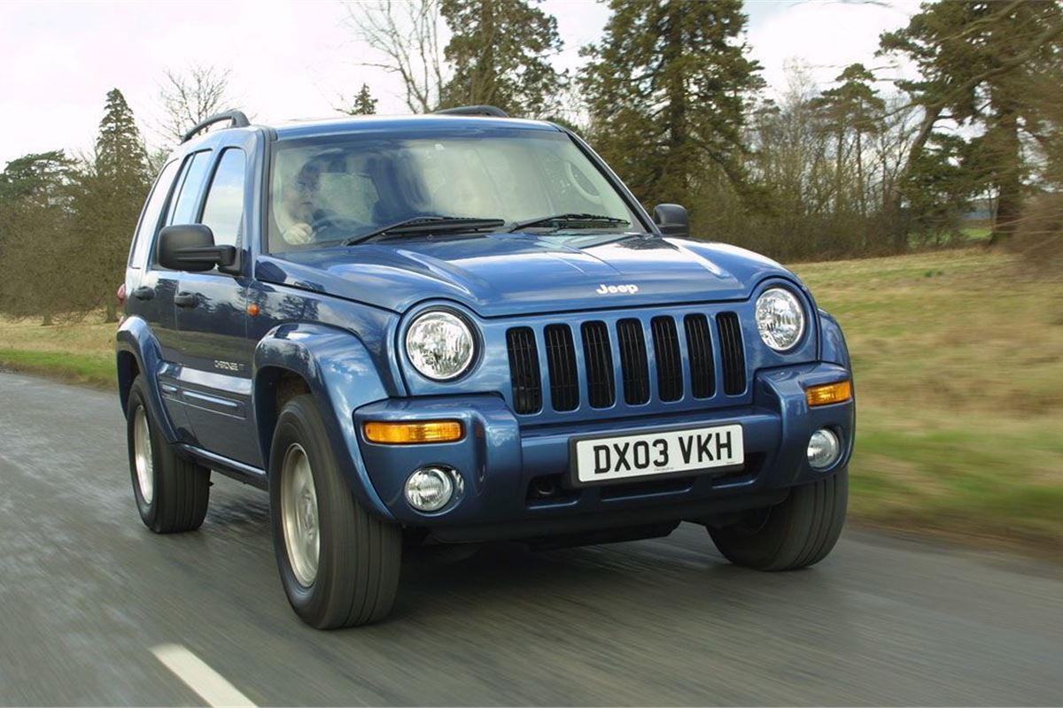 Jeep Cherokee 2002 - Car Review | Honest John