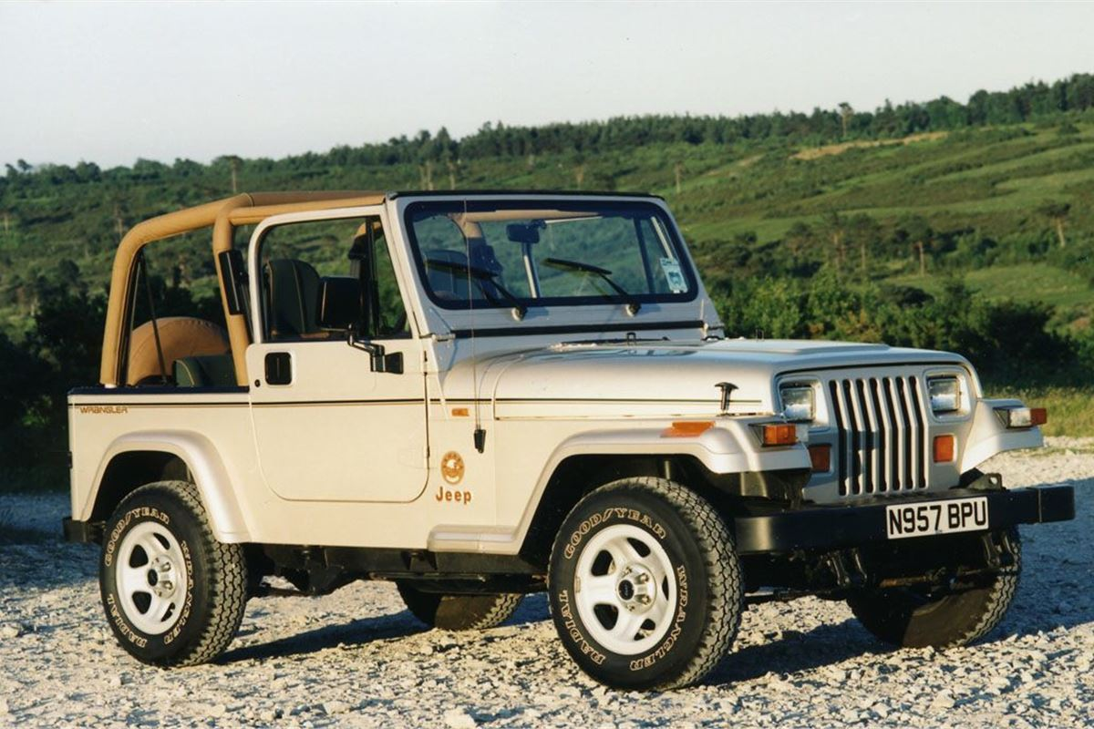 Jeep Wrangler 1993 Car Review Honest John