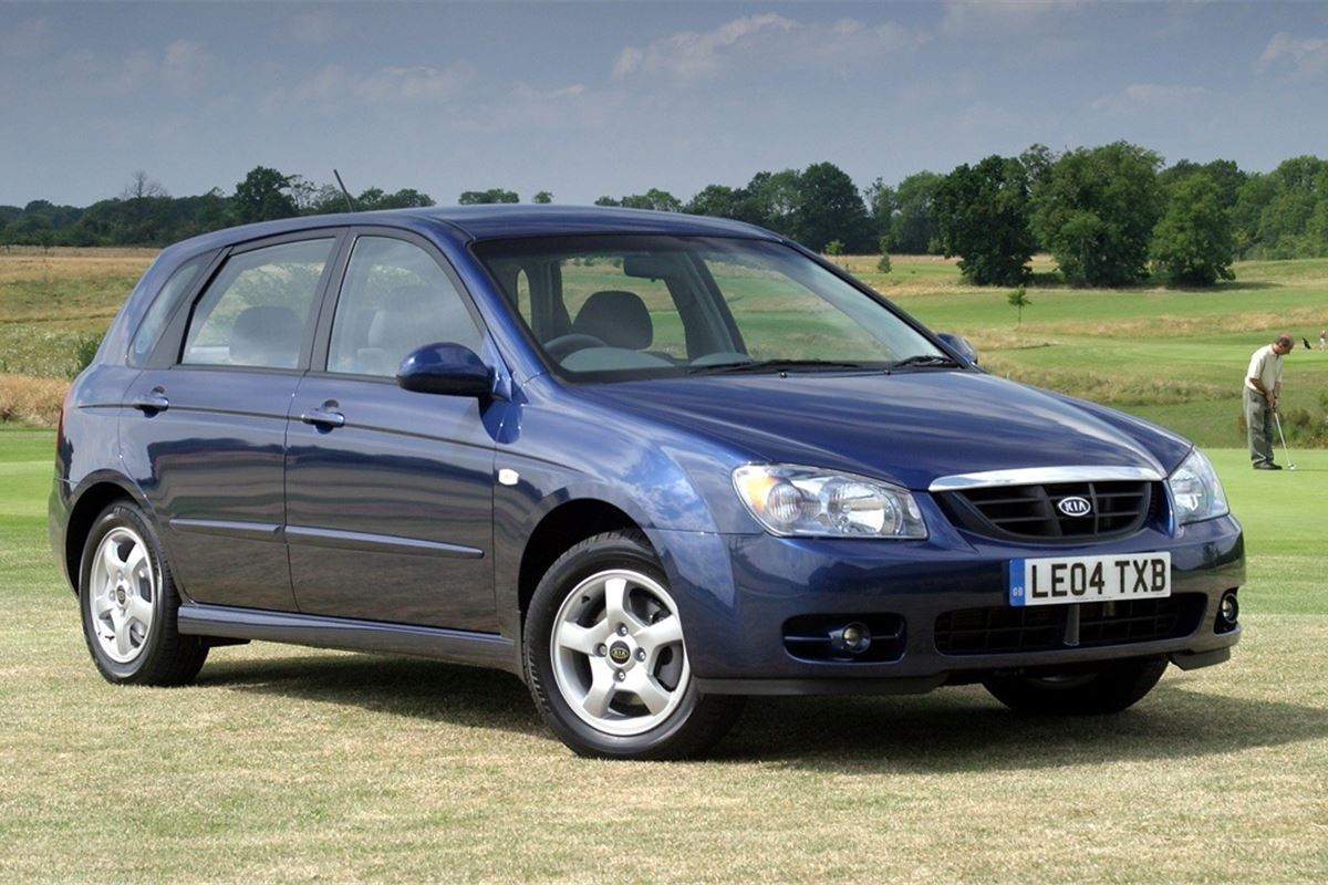 Car Selling Websites >> KIA Cerato 2004 - Car Review | Honest John