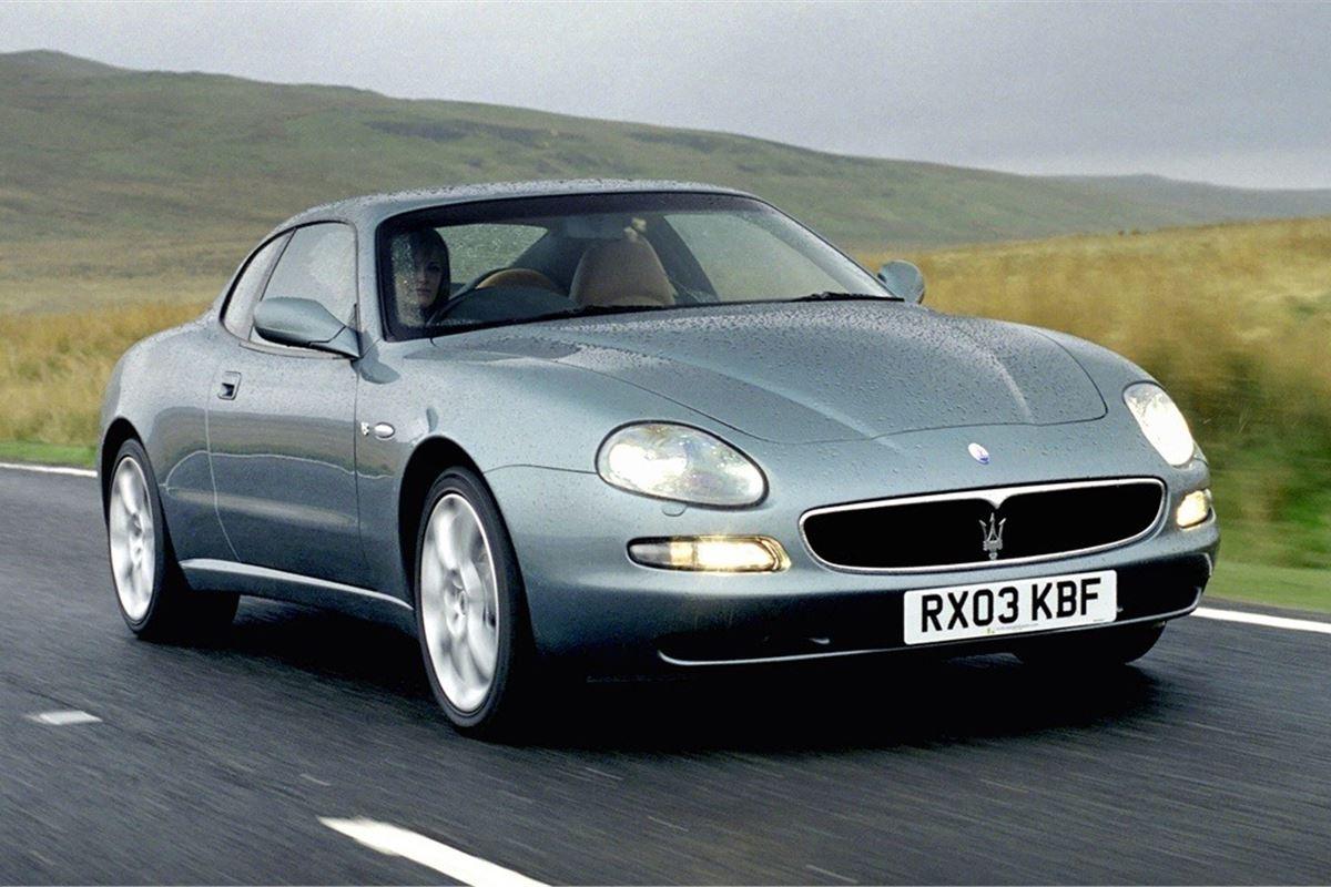 maserati 4 2 v8 coupe 2001 car review model history honest john. Black Bedroom Furniture Sets. Home Design Ideas