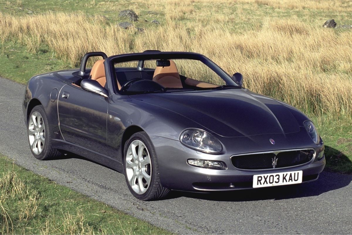 maserati 4 2 v8 spyder 2002 car review good bad honest john. Black Bedroom Furniture Sets. Home Design Ideas