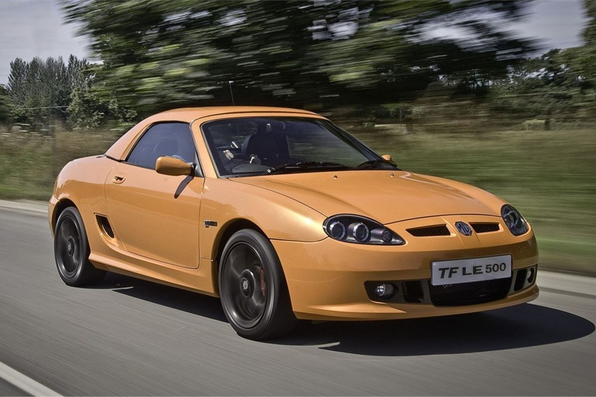 Wholesale Car Prices >> MG TF 2008 - Car Review | Honest John