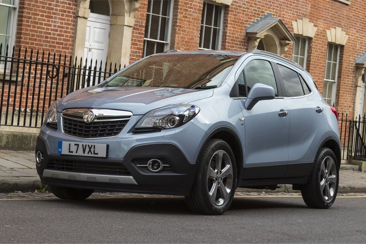 vauxhall mokka 2012 road test