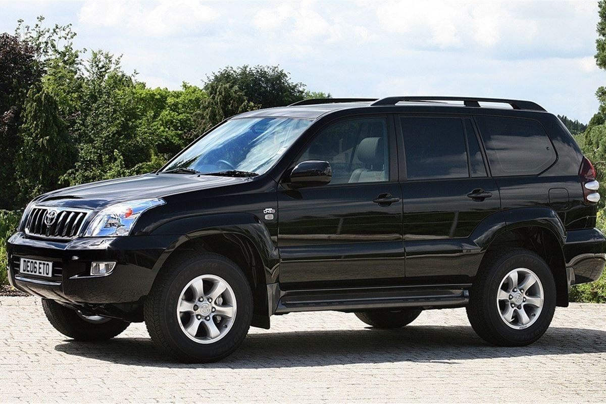 Toyota Land Cruiser 2003 - Car Review