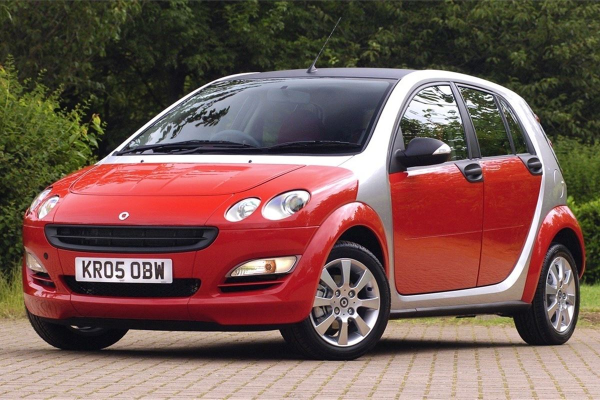Smart Forfour 2004 Car Review Honest John