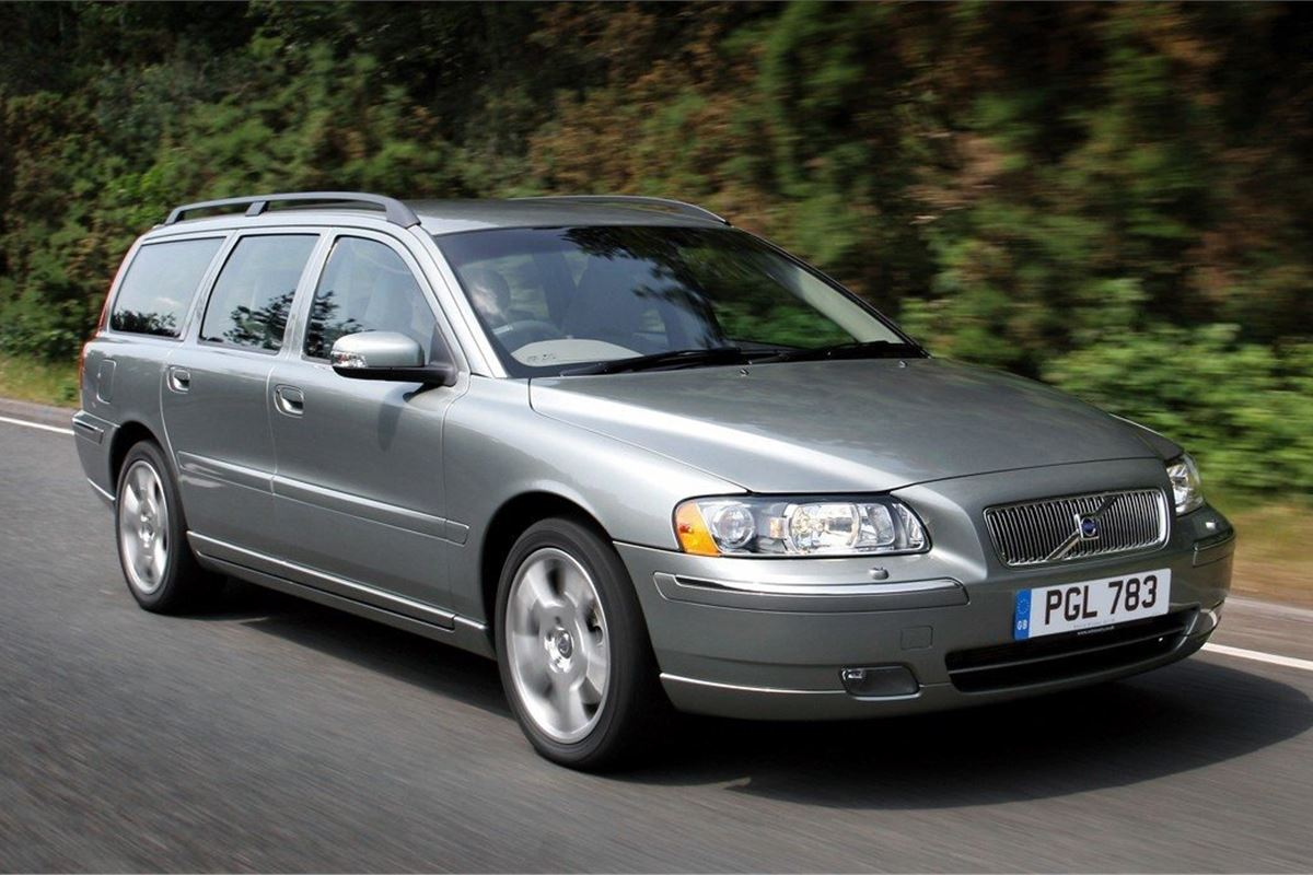 Volvo V70 Xc70 2000 Car Review Honest John
