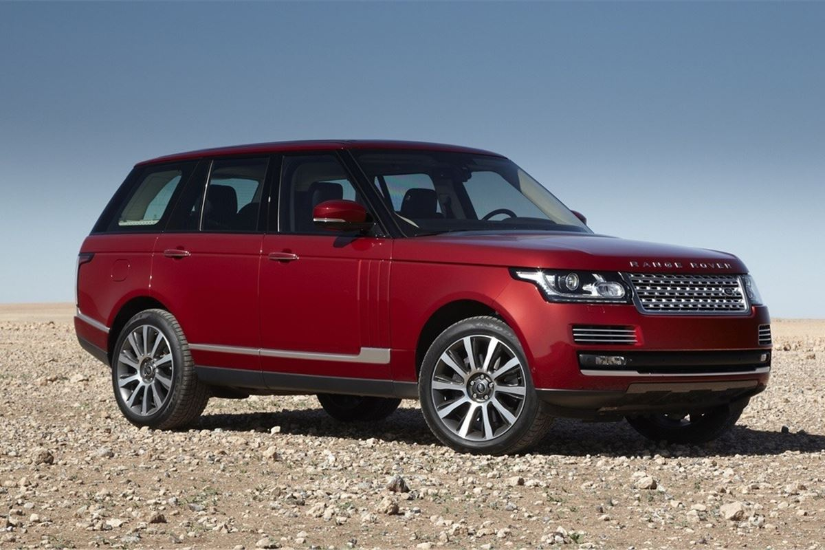 range rover 2013 road test road tests honest john. Black Bedroom Furniture Sets. Home Design Ideas