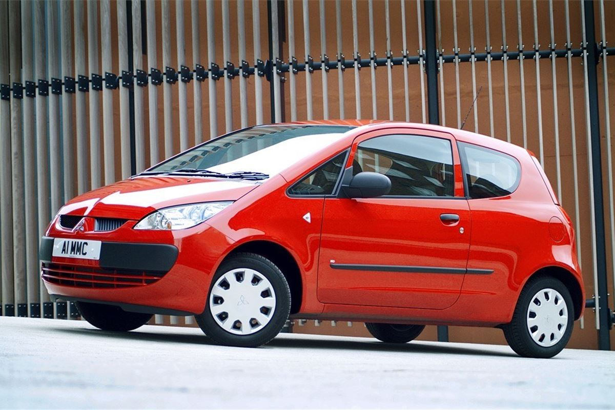 Mitsubishi Colt 3 Door 2005 Car Review Honest John