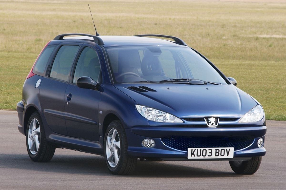 Peugeot 206 SW 2002 - Car Review