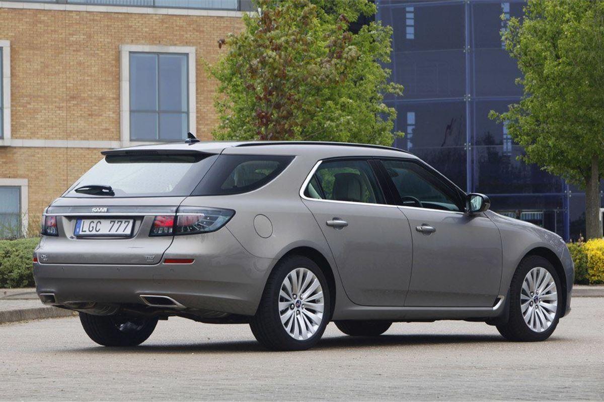 Saab 9 5 Sportwagon 2011 Car Review Honest John