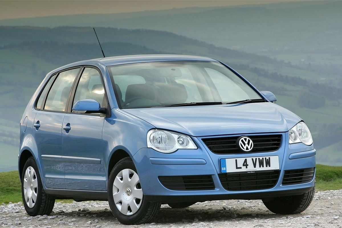 volkswagen polo iv 2005 car review honest john. Black Bedroom Furniture Sets. Home Design Ideas