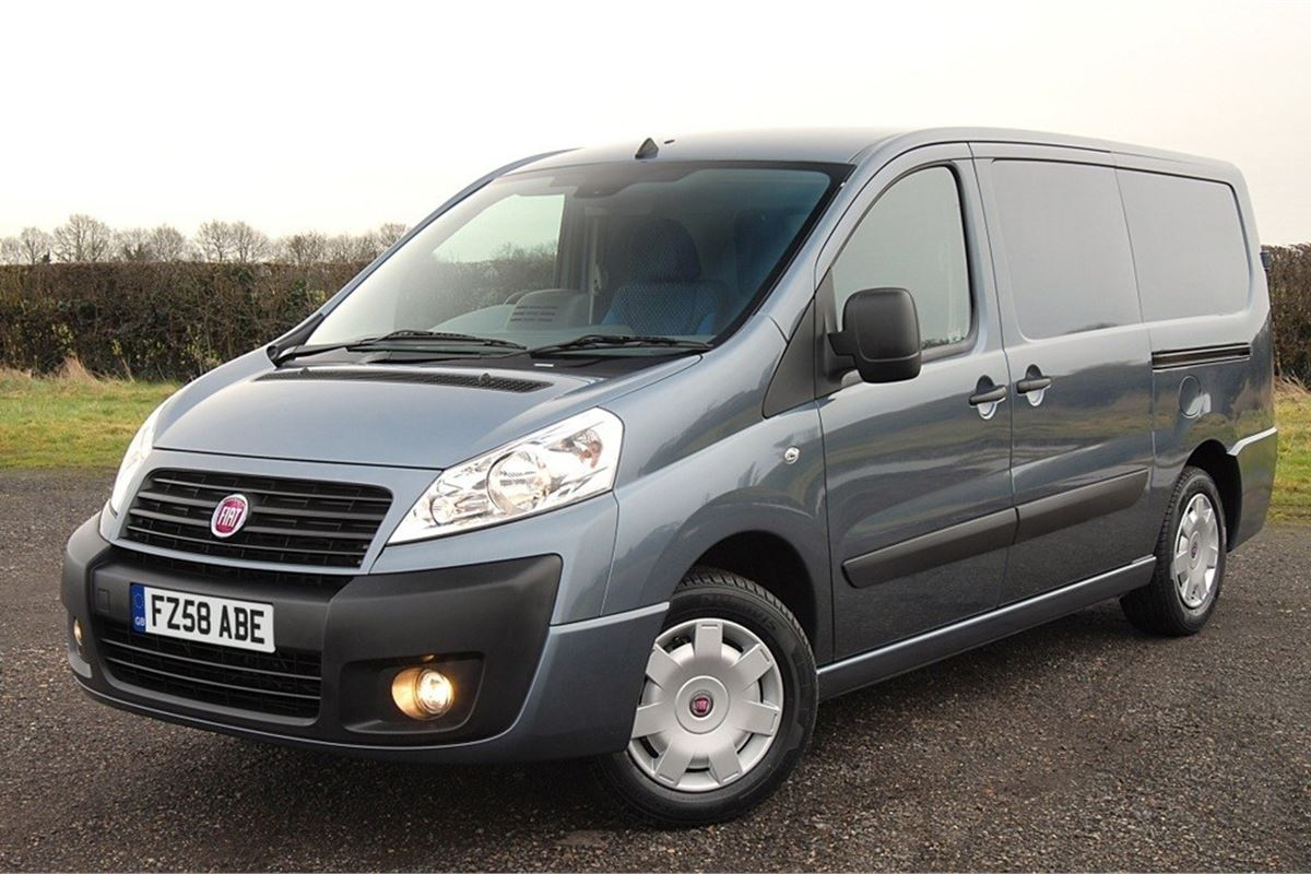 Fiat Scudo 2007 Van Review Honest John