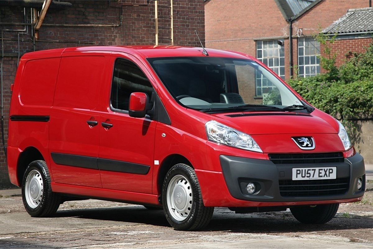 peugeot expert 2007 van review honest john. Black Bedroom Furniture Sets. Home Design Ideas