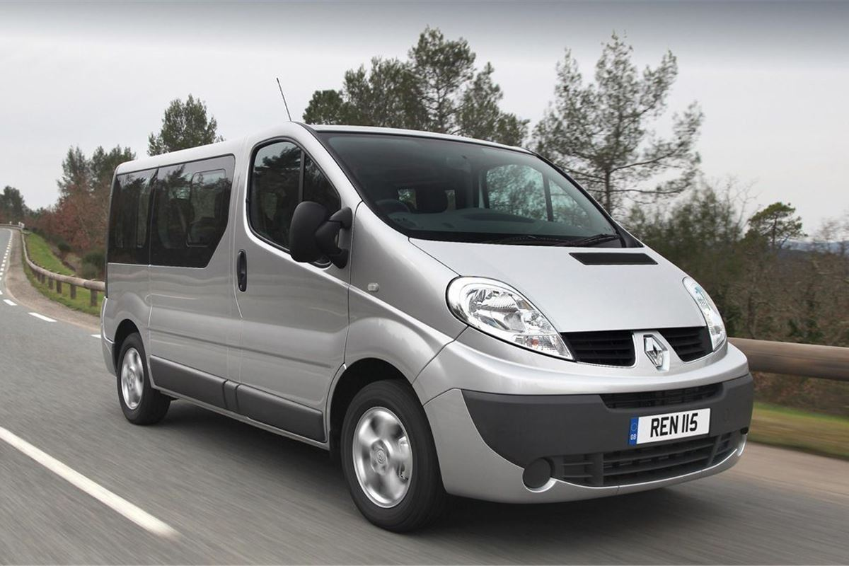Renault Trafic 2001 - Van Review | Honest John