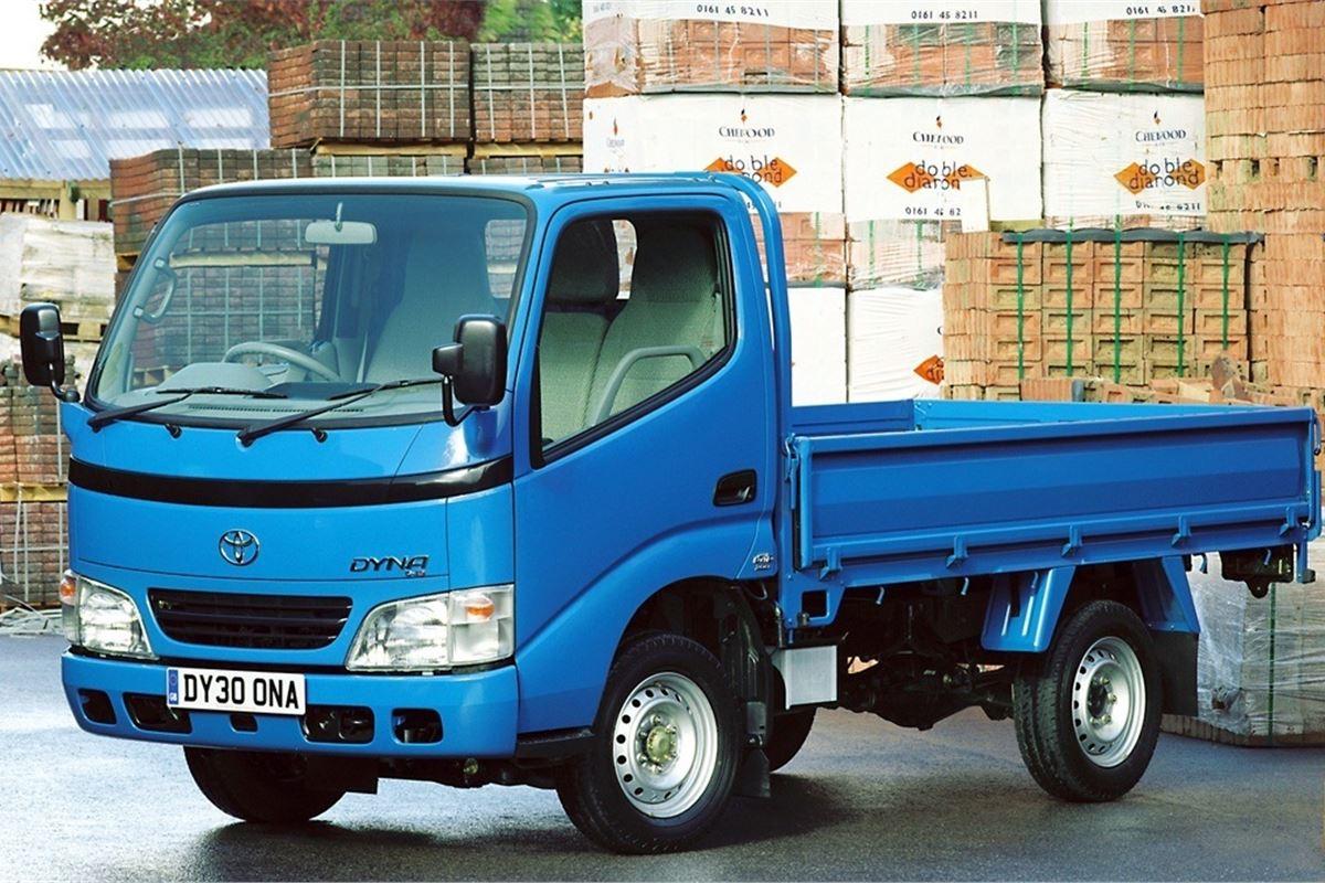 Toyota Dyna Truck >> Toyota Dyna 2002 - Van Review | Honest John