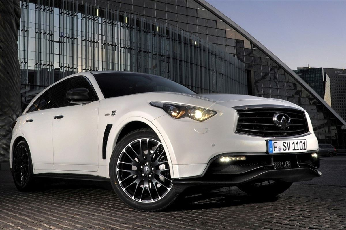 Infiniti FX Vettel Edition Road Test | Road Tests | Honest ...