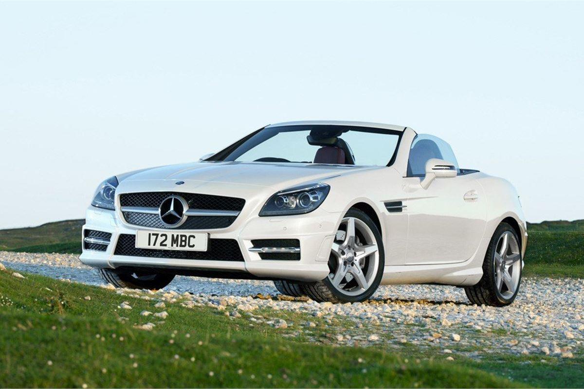 Mercedes benz slk 2011 car review honest john for Mercedes benz slk review