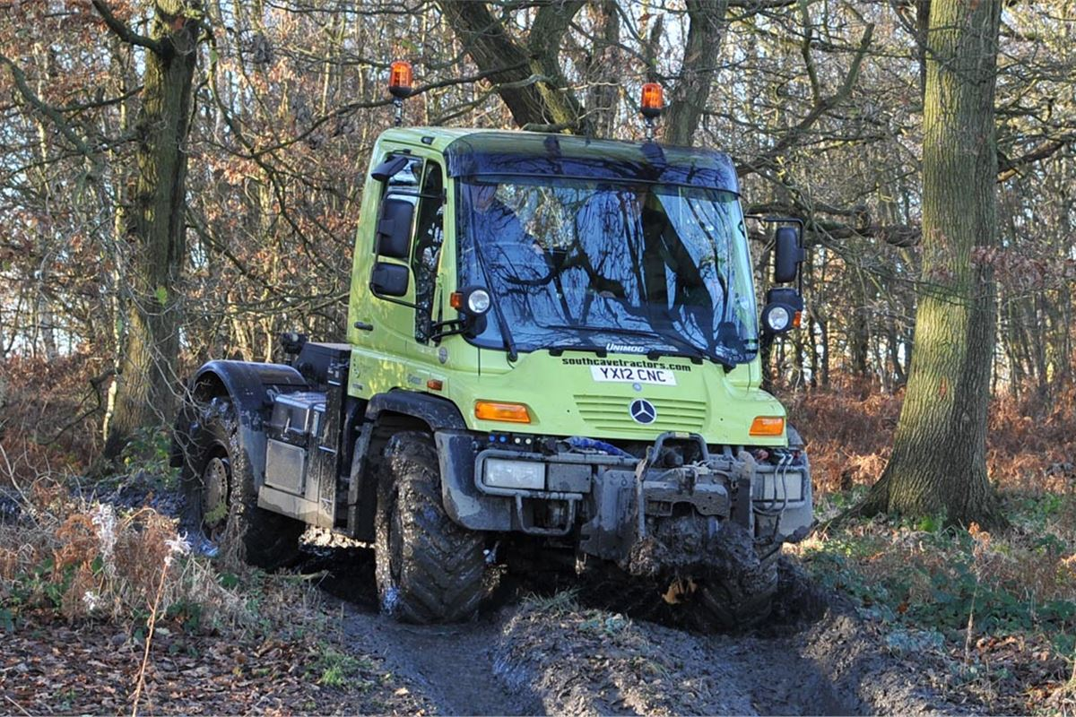 Mercedes Unimog For Sale >> Unimog: Behind The Wheel | | Honest John