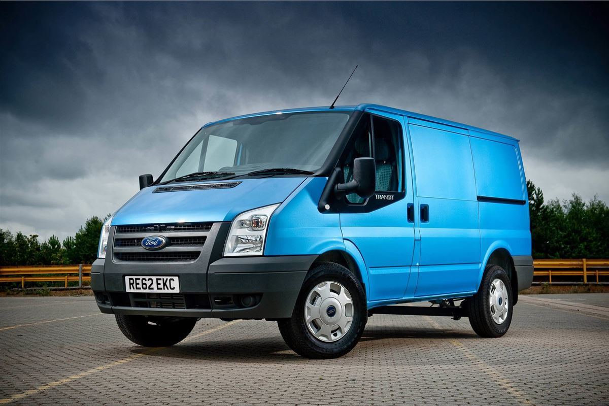 ford transit 2006 van review honest john. Black Bedroom Furniture Sets. Home Design Ideas