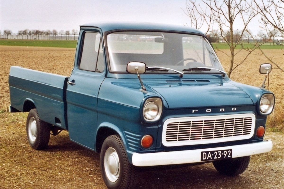 Top 10: Classic Ford Transit gallery | | Honest John