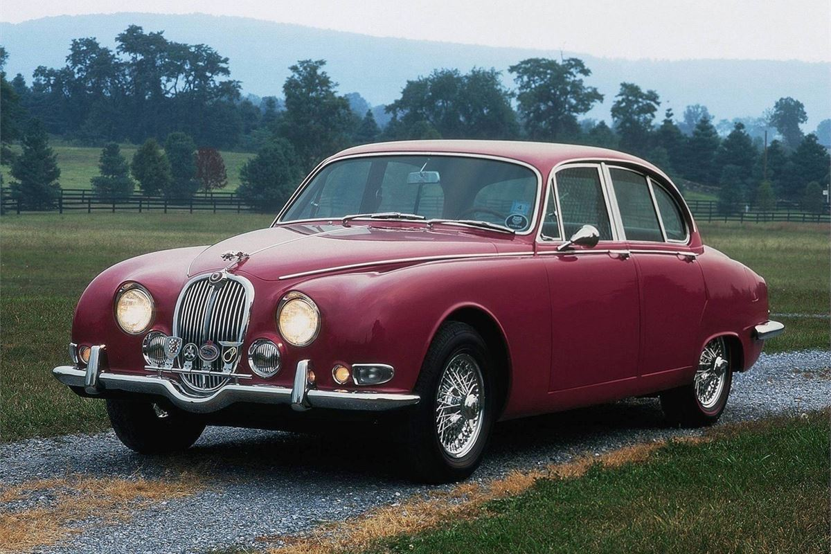 Jaguar S Type Classic Car Review Honest John