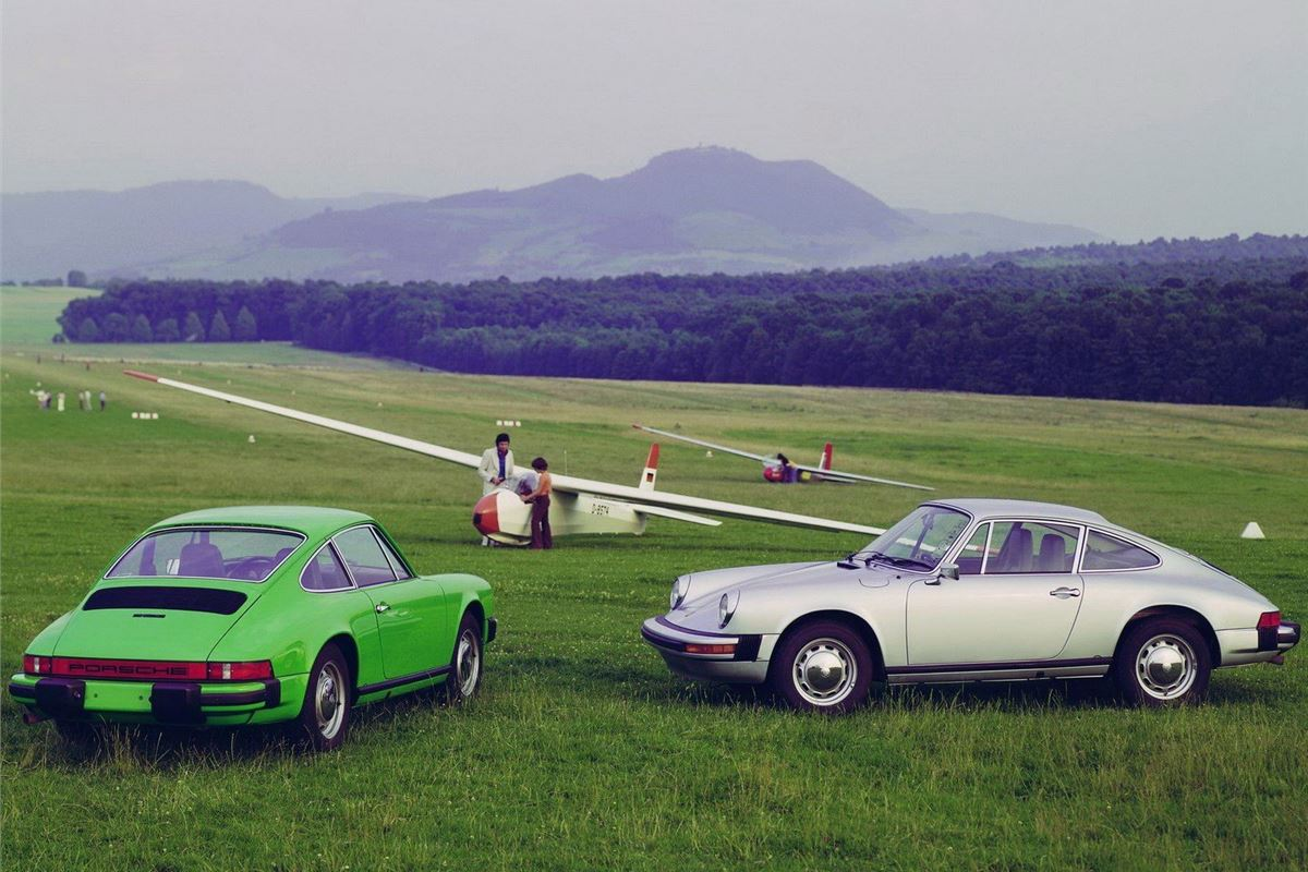 Porsche 912e Classic Car Review Honest John