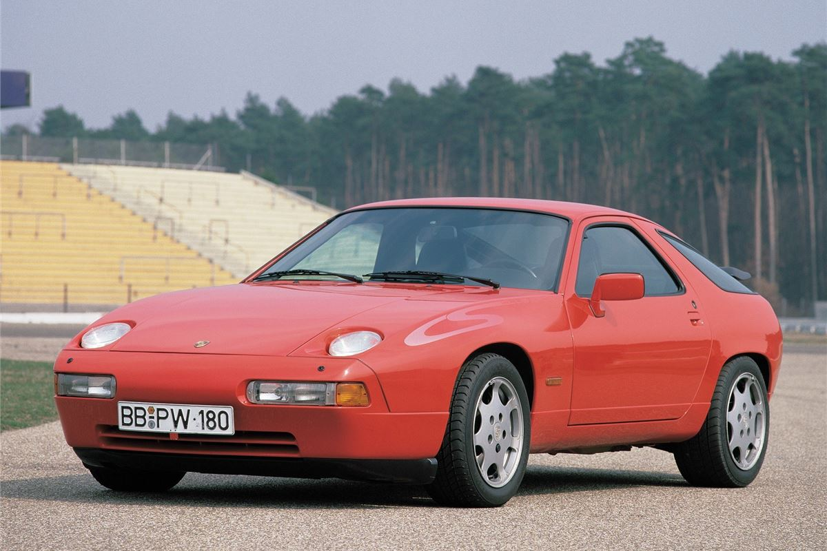 100 1982 Porsche 928 Porsche 928 1st Generation By