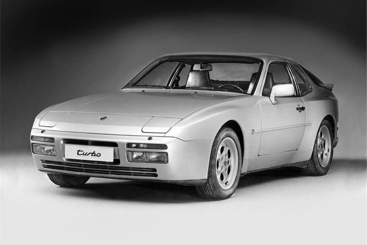 Porsche 944 - Classic Car Review