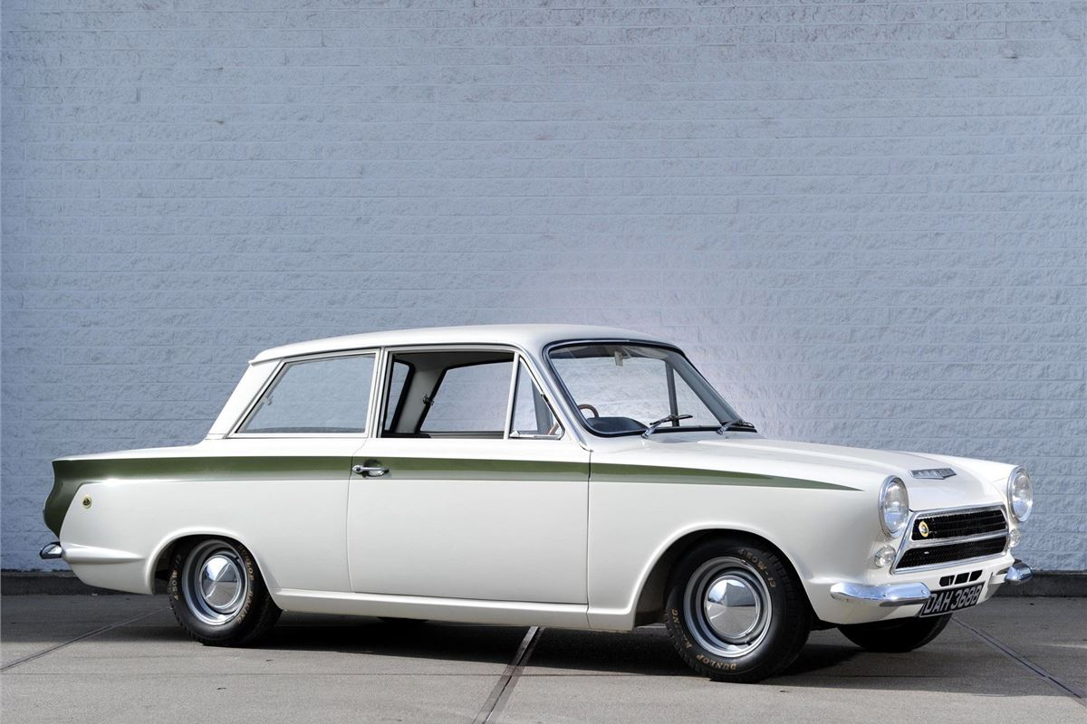 Ford Lotus Cortina Mk1 Classic Car Review Honest John