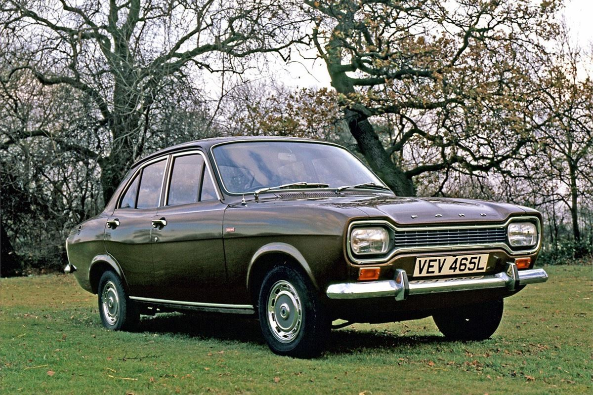Ford Escort Mk1 Classic Car Review Honest John