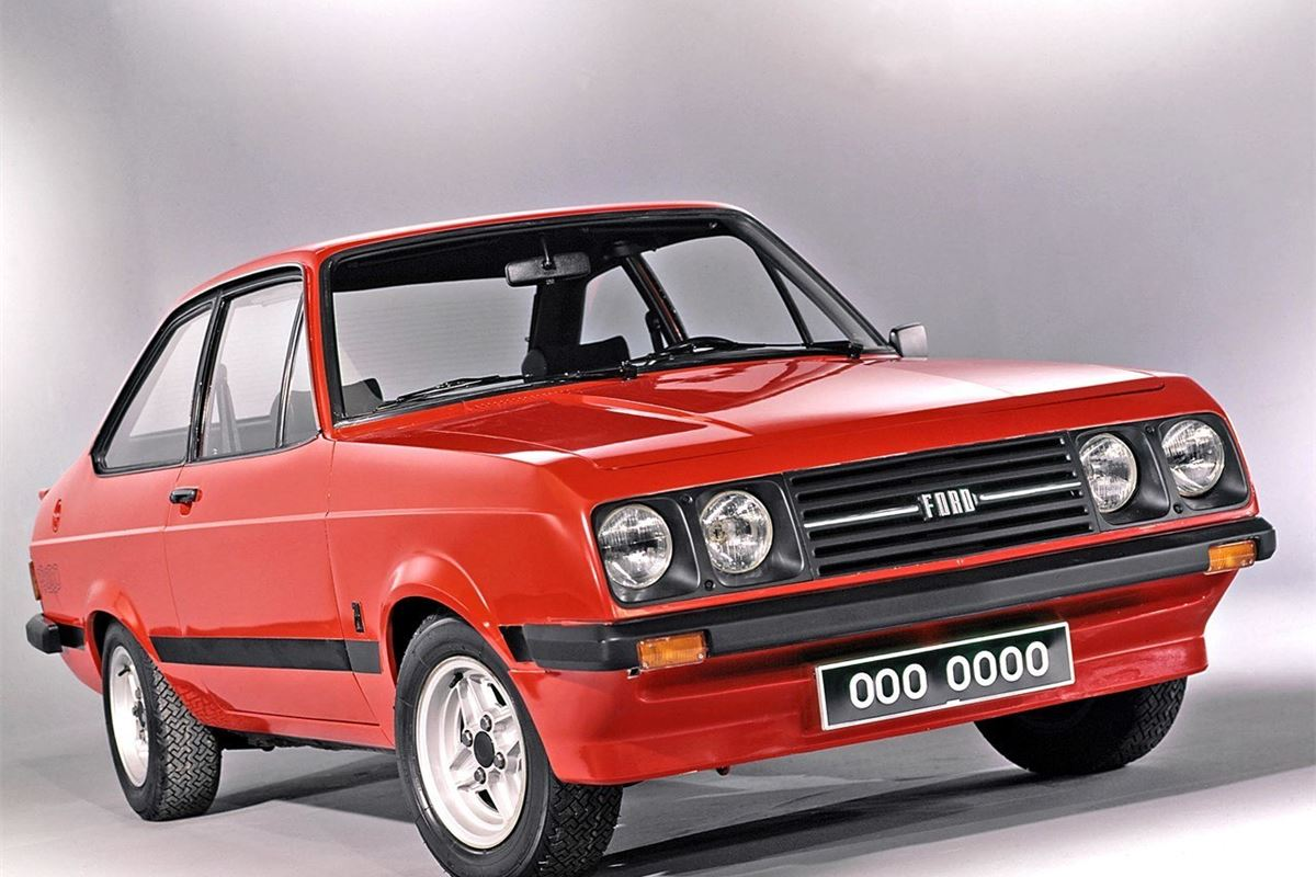 Ford Escort Sport/RS Mexico/RS2000 - Classic Car Review | Honest John