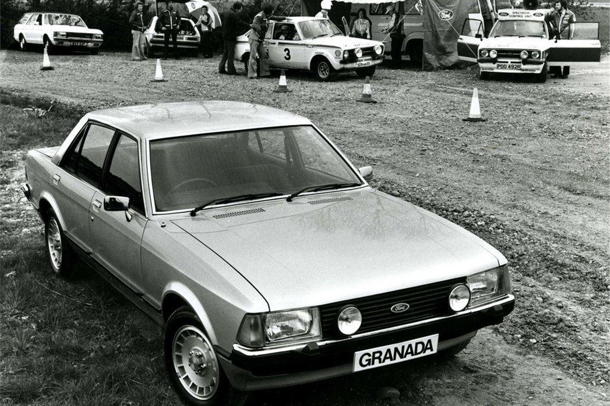 Same Day Mot >> Ford Granada Mk2 - Classic Car Review | Honest John
