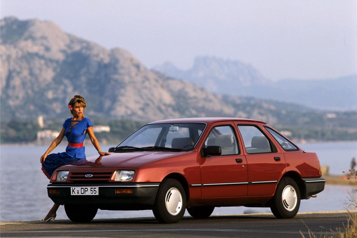 Ford Sierra - Classic Car Review | Honest John