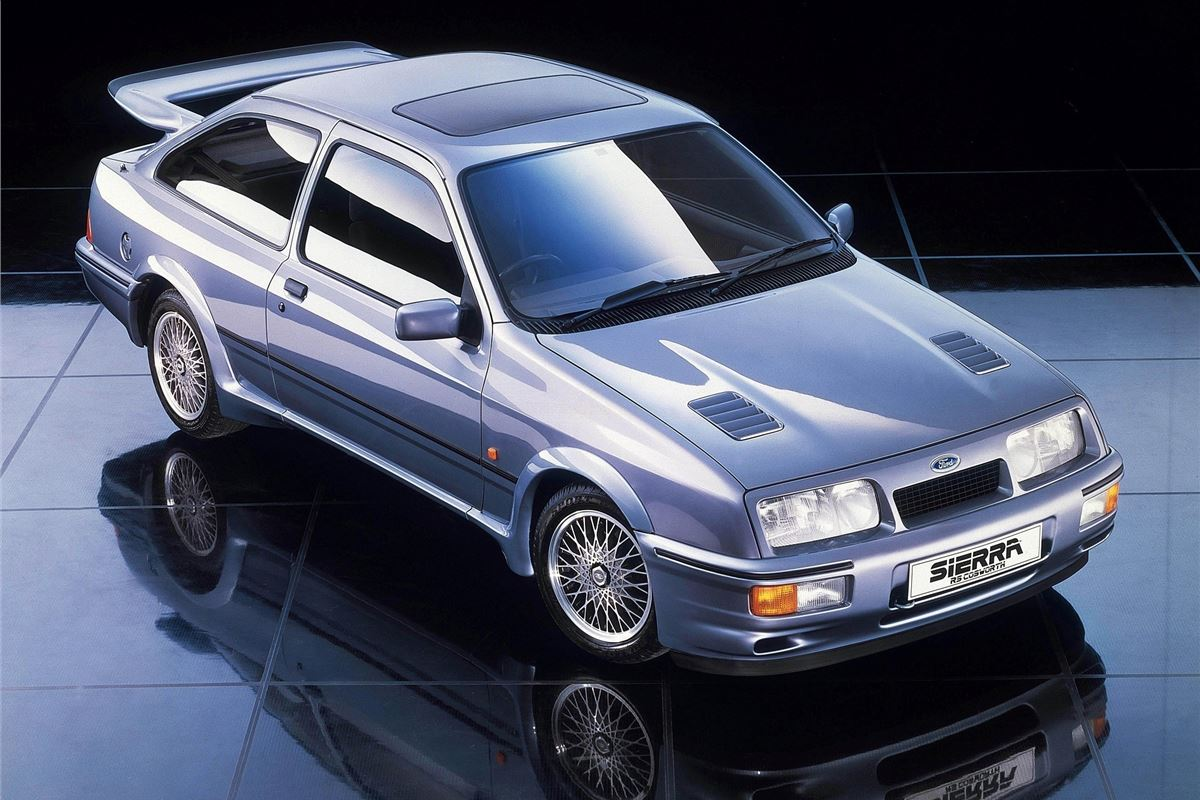 Ford Sierra Rs Cosworth Classic Car Review Honest John