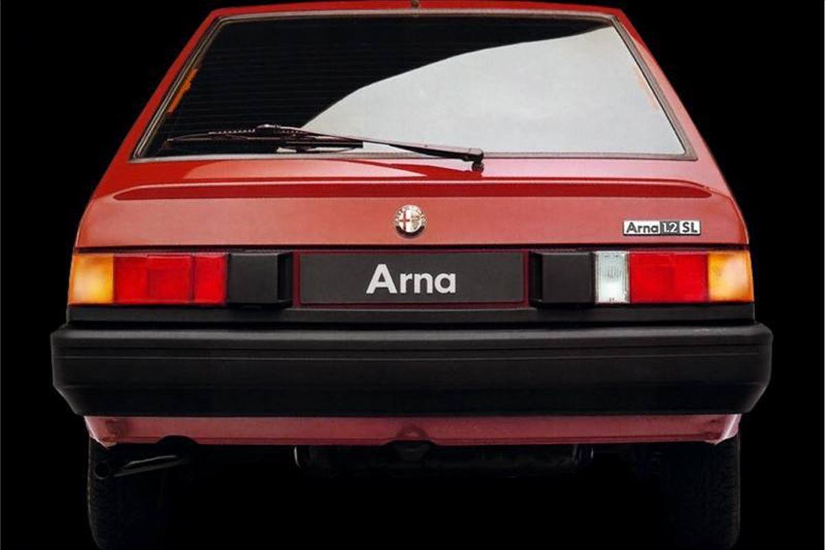 Alfa Romeo Arna Classic Car Review Honest John