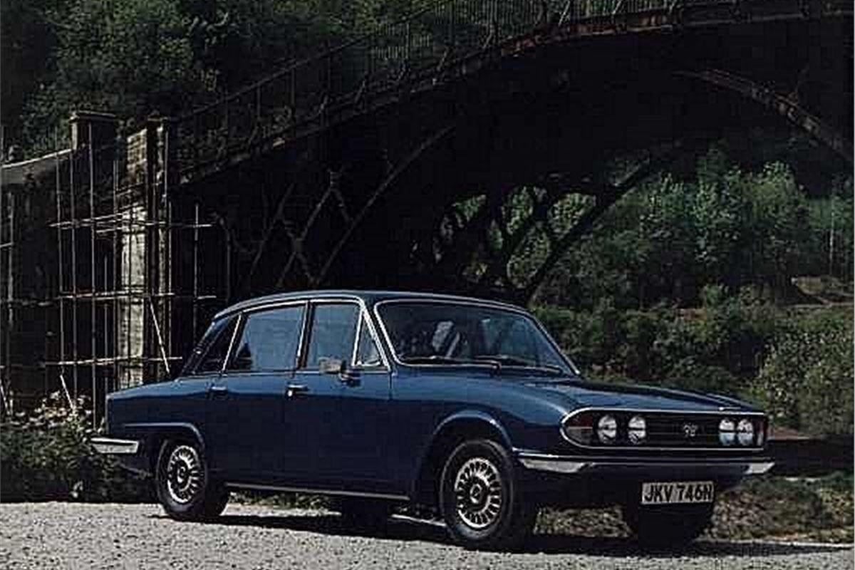 Build A Mazda >> Triumph 2000/2500 - Classic Car Review | Honest John