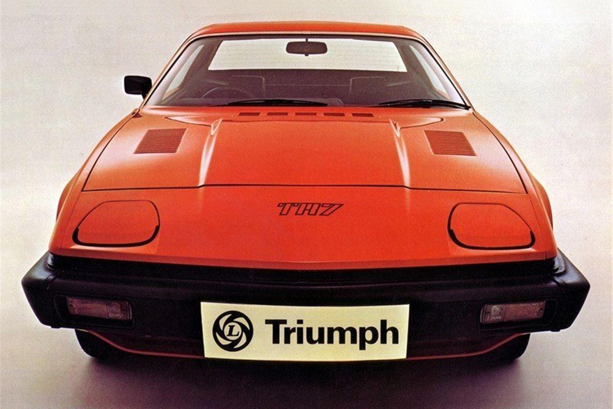 Triumph Tr on Triumph Spitfire