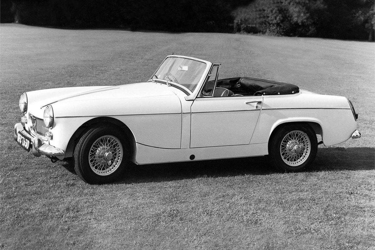 Mg Midget Classic Car Review Honest John
