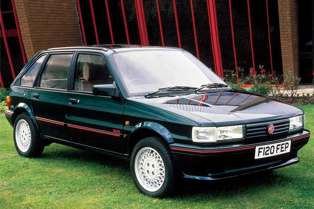 MG Maestro/Maestro Turbo - Classic Car Review