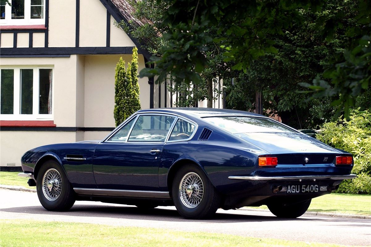 Aston Martin Dbs Dbs V8 Classic Car Review Honest John
