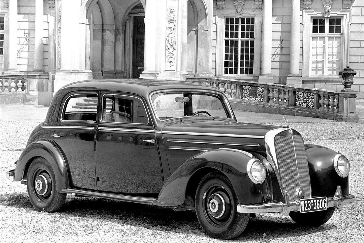 Mercedes Benz 180 220 Classic Car Review Honest John