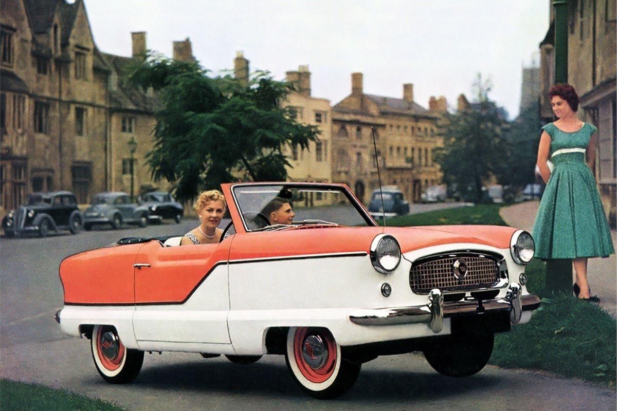 austin metropolitan classic car review honest john