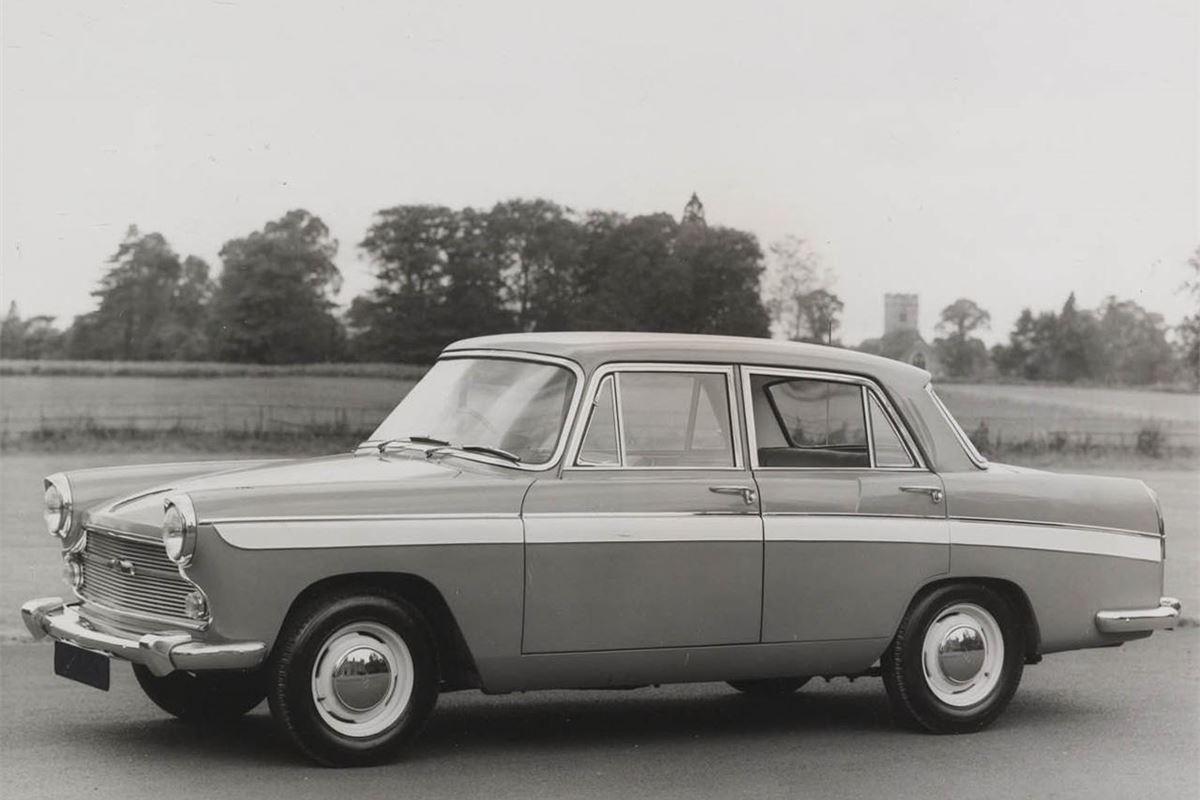 Austin A55 A60 Cambridge Farina Classic Car Review