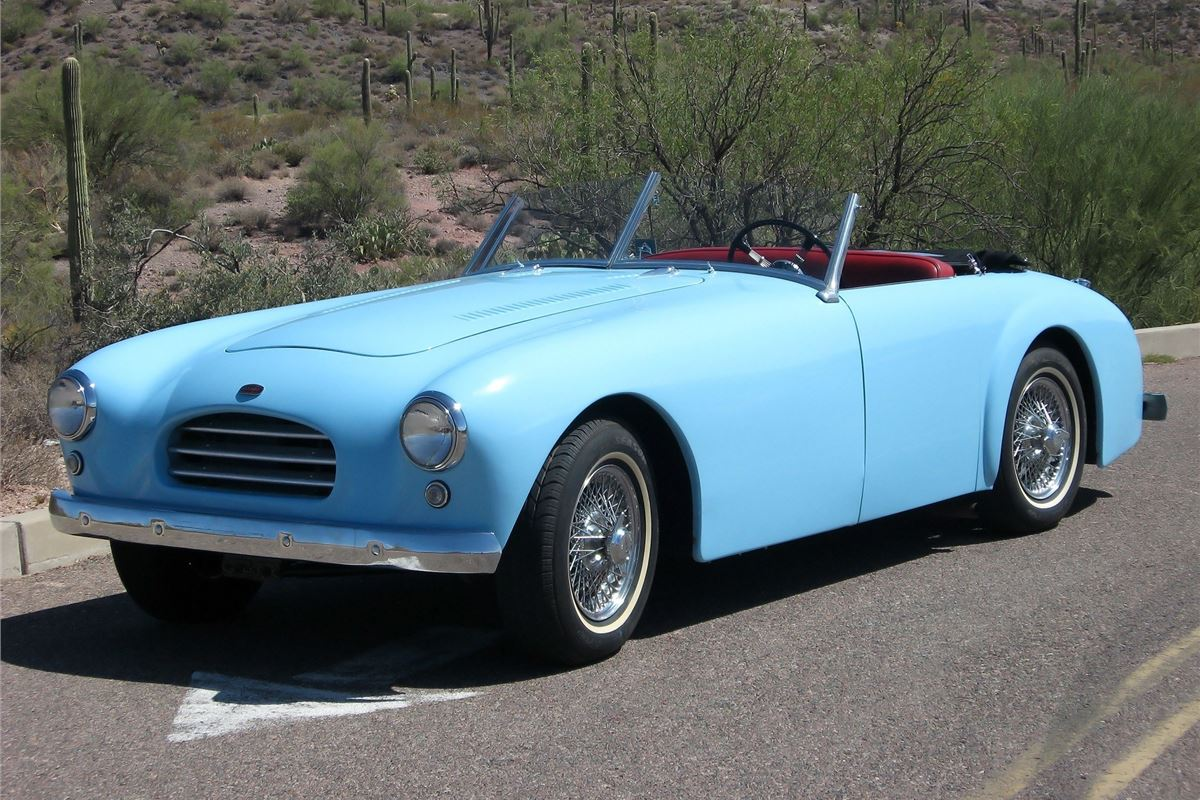 Allard K3 - Classic Car Review | Honest John