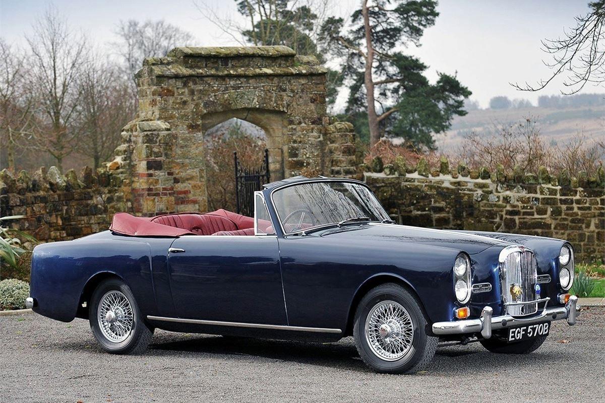 Alvis Te21 Tf21 Classic Car Review Honest John