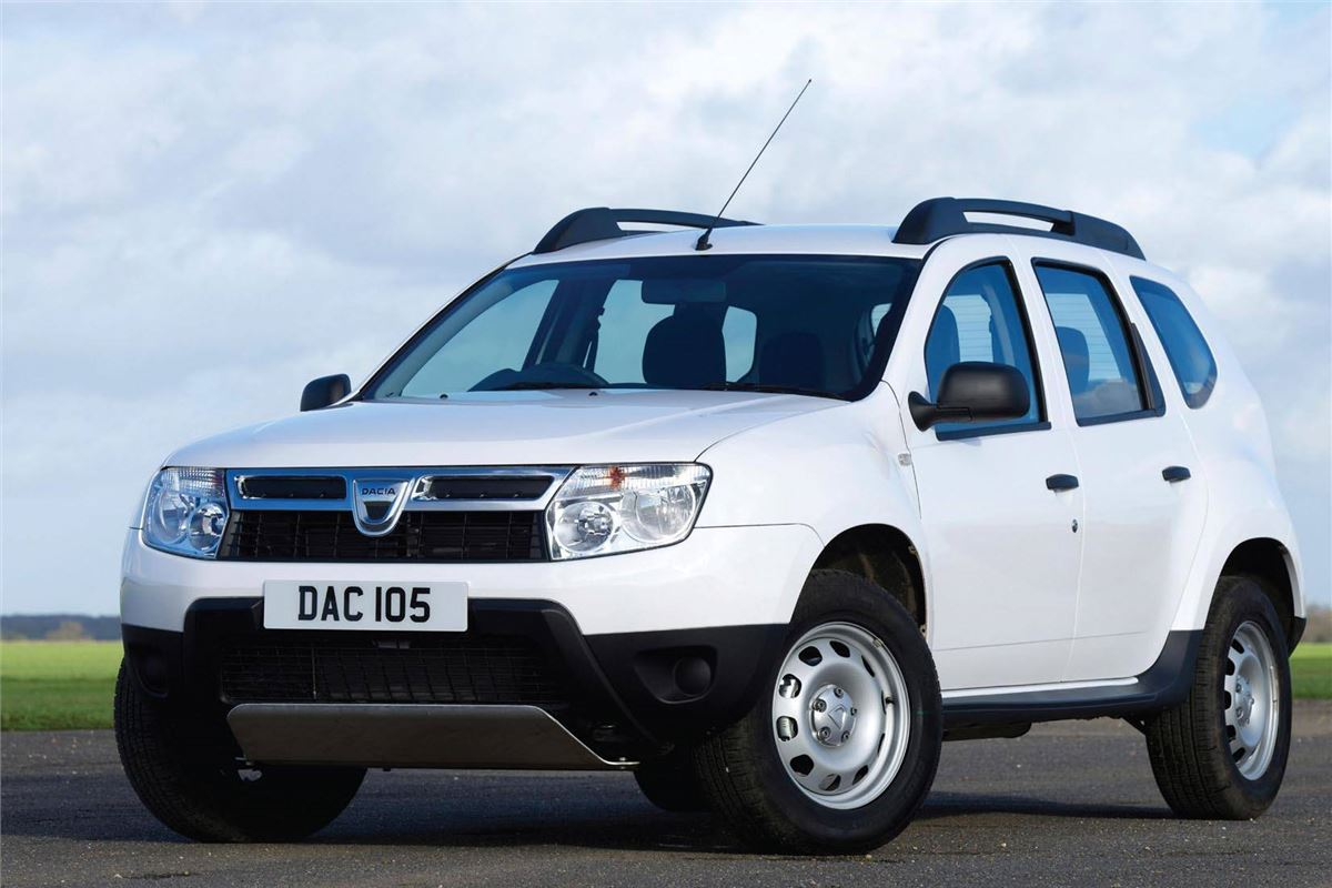 Dacia Duster Access 4wd Road Test Road Tests Honest John